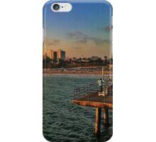 Orange & Blue Skies  iPhone Case/Skin
