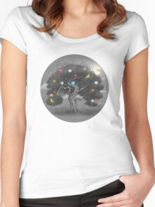 Midnight Snack Women's Fitted Scoop T-Shirt