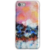 Abstract Landscape Art iPhone Case/Skin