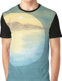 Dusky Mountains Graphic T-Shirt