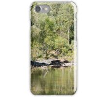 Up the creek ...... iPhone Case/Skin