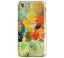 Colorful Abstract Art iPhone Case/Skin