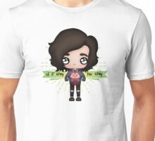 If I Stay, You Stay - Kellin Quinn Unisex T-Shirt