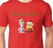 Animated Christmas Unisex T-Shirt