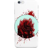 Blood Mist Warrior iPhone Case/Skin