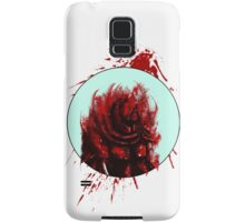 Blood Mist Warrior Samsung Galaxy Case/Skin