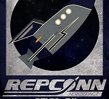 Fallout -  Repconn Space Traveller! by ATate