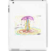 Soul Mates - New Age Fountain Magic iPad Case/Skin