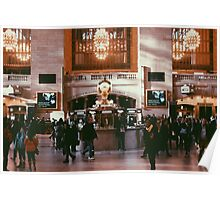 Grand Central - Tinted Poster
