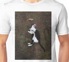 Yawning Cat or Raging Monster Unisex T-Shirt
