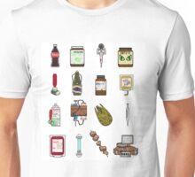 """Pixel """"Consumables""""  Unisex T-Shirt"""