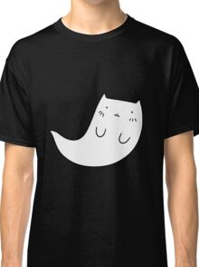 Ghost Cat Classic T-Shirt