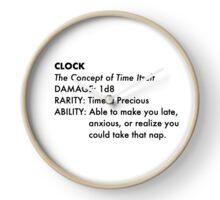 D&D Clock Clock