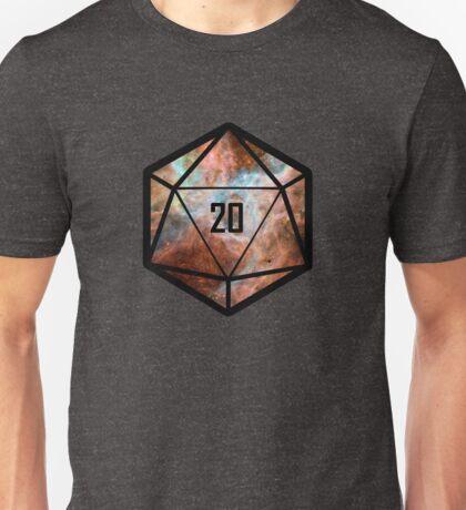 Natural 20 Unisex T-Shirt