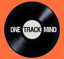 I've Got A One Track Mind by schmaslow