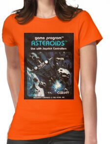 ASTEROIDS™ Womens Fitted T-Shirt