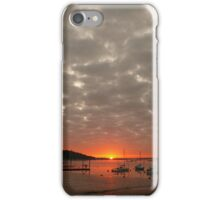 Dawn awning iPhone Case/Skin