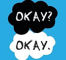 Okay? Okay. The Fault in Our Stars by fierceprints
