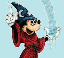 Sorcerer Mickey - Stardust by PagingDrLockart