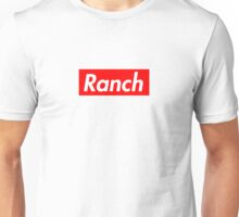 Ranch - Red Unisex T-Shirt