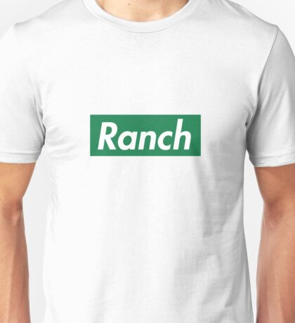 Ranch - Green Unisex T-Shirt