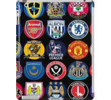 Premiere League Club iPad Case/Skin