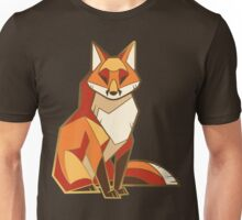 Angular fox Unisex T-Shirt