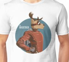 The Rocketdeer Bust Unisex T-Shirt