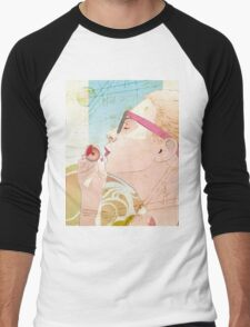 Soap Bubble Men's Baseball ¾ T-Shirt