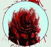 Blood Mist Warrior by Ianizer