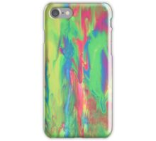 Neon Party Lights iPhone Case/Skin