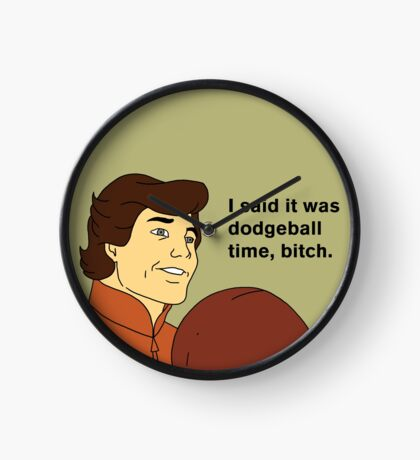 Sealab 2021 Dodgeball Time Clock
