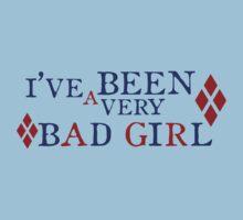 Bad Girl Kids Tee