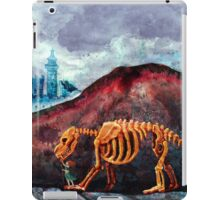 The Bone Beast of Blood Mountain iPad Case/Skin
