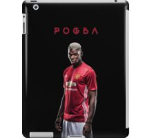 Paul Pogba In Manchester United iPad Case/Skin