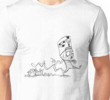 Mummy and cat Unisex T-Shirt
