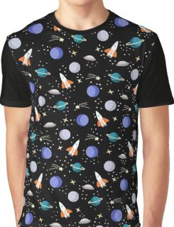 Space busy Graphic T-Shirt