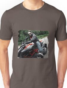Ducati Rave (Keanu Reeves Bikes)  Unisex T-Shirt
