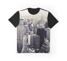 Empire skyline Graphic T-Shirt