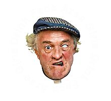 FATHER JACK FROM FATHER TED CRAGGY ISLAND Photographic Print