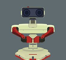 Robot R.O.B. Vector by ViralDrone