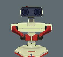 Robot R.O.B. Vector by ViralDrone