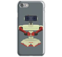 Robot R.O.B. Vector iPhone Case/Skin