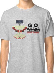 Robot R.O.B. Vector Classic T-Shirt