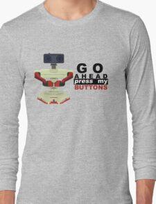 Robot R.O.B. Vector Long Sleeve T-Shirt