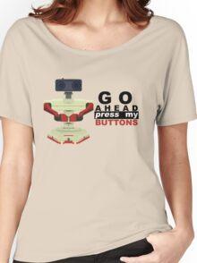 Robot R.O.B. Vector Women's Relaxed Fit T-Shirt