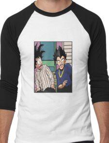 Friday night Comedy meets Dragon Balls Men's Baseball ¾ T-Shirt