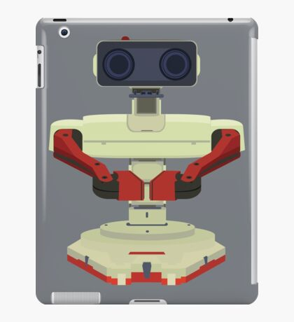 Robot R.O.B. Vector iPad Case/Skin