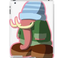 Chilly Mammoth  iPad Case/Skin