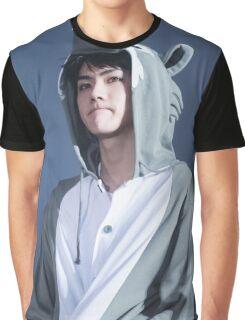 GEURAE WOLF NAEGA WOLF (exo sehun) Graphic T-Shirt